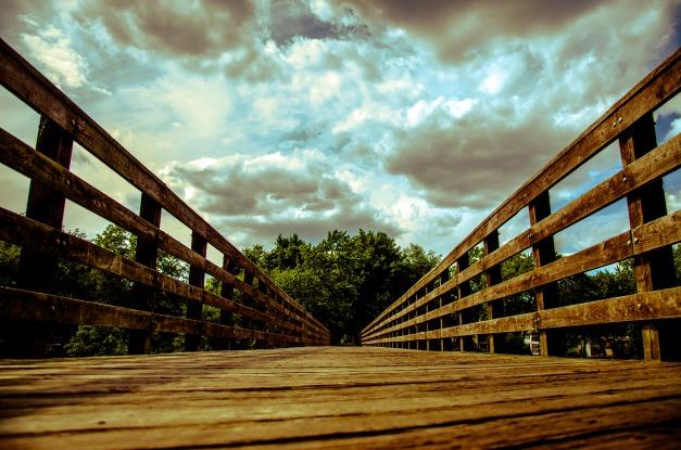 Bike Path Bridge
