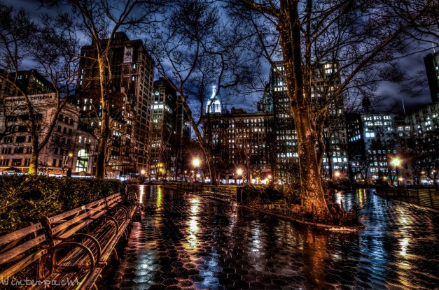 NYC Park - Flatiron District